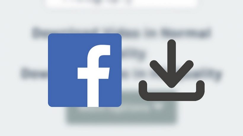 How to save Facebook photo to iPhone