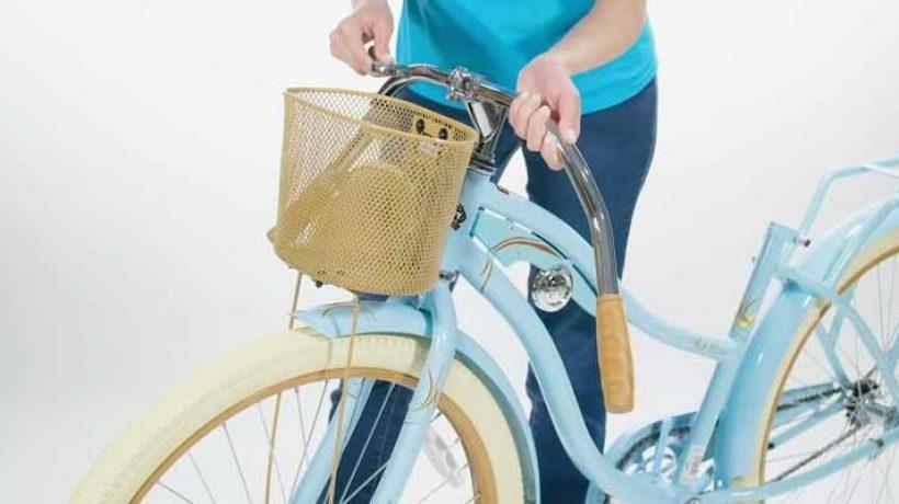 Easy Way to Install Basket on Beach Cruiser Bike